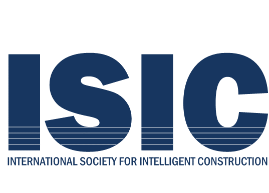 International Society for Intelligent Construction (ISIC) logo